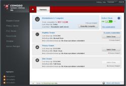 Comodo System Utilities Screenshot