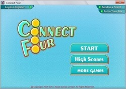 Connect Four Screenshot