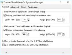 Context Thumbview Screenshot