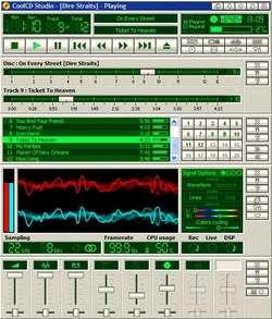 CoolCD Studio Screenshot