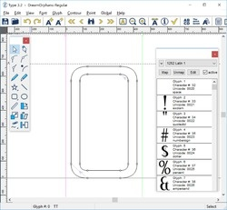 CR8 Type Screenshot