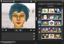 CyberLink YouCam Screenshot