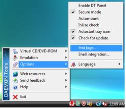 Daemon Tools Lite Screenshot