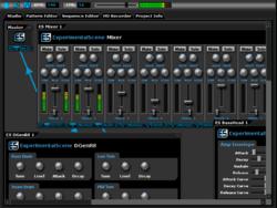 DarkWave Studio Screenshot