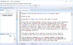 DBeaver Screenshot