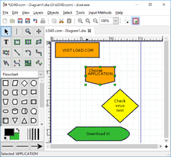 Dia diagram editor download dia diagram editor screenshot ccuart Gallery