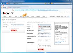 DirectPass Screenshot
