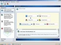 Disk Performance Analyzer for Networks. Screenshot