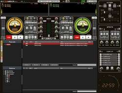 DJ ProMixer Free Screenshot