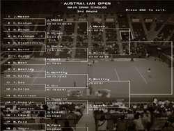 Dream Match Tennis Pro Screenshot