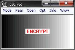 dsCrypt Screenshot