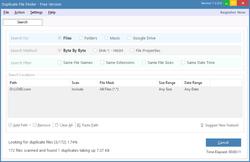 Duplicate Finder Screenshot