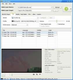 DVDRanger Screenshot