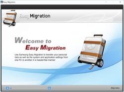 Easy Migration Screenshot