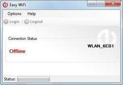 Easy WiFi Screenshot