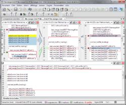 ECMerge Pro Screenshot