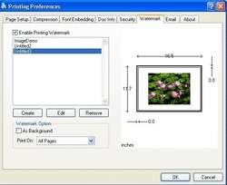eDocPrinter PDF Pro Screenshot