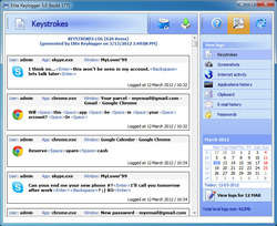 Elite Keylogger Screenshot