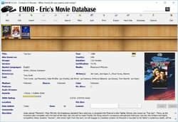 EMDB Screenshot