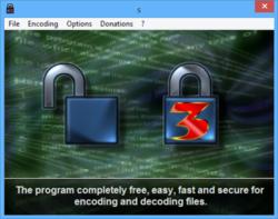 Encoding Decoding Free Screenshot
