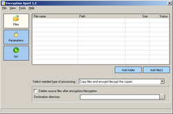 Encryption Xpert Screenshot