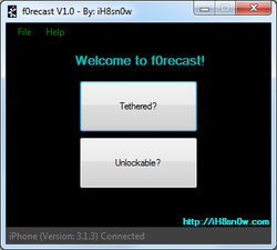 f0recast Screenshot