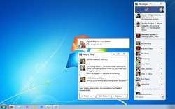 Facebook Messenger for Windows Screenshot