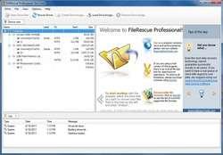 FileRescue Professional Screenshot
