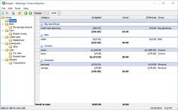 Finance Explorer Screenshot