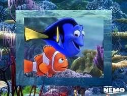 Finding Nemo Movie Screensaver Screenshot