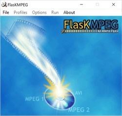 FlasKMpeg Screenshot