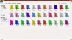 Folder Colorizer Screenshot