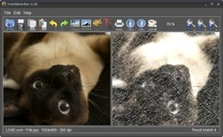FotoSketcher Screenshot
