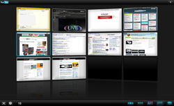 FoxTab for Firefox Screenshot