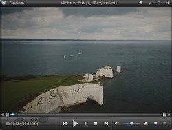 FreeSmith Video Player Screenshot