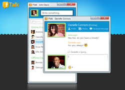 fTalk Screenshot