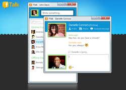fTalk Screenshot