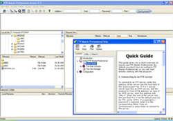 FTP Master Screenshot