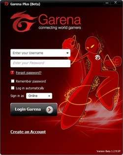 Garena Plus Screenshot