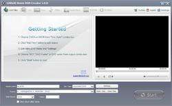 GiliSoft Movie DVD Creator Screenshot