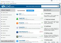 Globus VPN Browser Screenshot