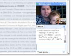 GMail Voice and Video Chat Plugin Screenshot
