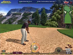 Golden Fairway MVP Golf Screenshot