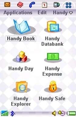 Handy Tools 2005 for Sony Ericsson Screenshot