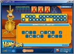 HangARoo Screenshot