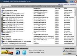 Hardware Identify Screenshot