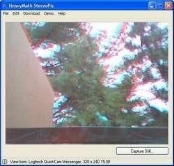 HeavyMath StereoPic Screenshot