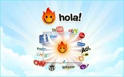 Hola Unblocker Screenshot