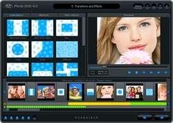 honestech Photo DVD Screenshot