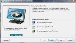 Huelix ScreenPlay Screen Recorder Screenshot